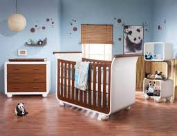 Decorate A Nursery Room Remarkable Baby Boy Nursery Wallpaper Also How To