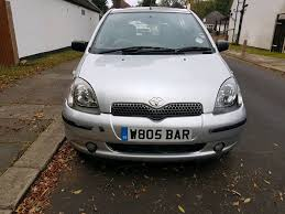 auto toyota auto toyota yaris cdx auto 46 000 miles only drives great