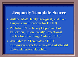 jeopardy powerpoint templates powerpoint templates free