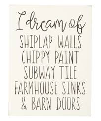 Zulily Home Decor by Another Great Find On Zulily U0027i Dream Of Shiplap Walls U0027 Indoor