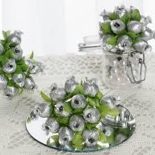 144 pcs mini rose buds crafts diy wedding favors supplies
