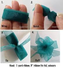 Pliage Serviette Noeud Fiche Créative Comment Faire Un Noeud Pour Décorer Vos Paquets