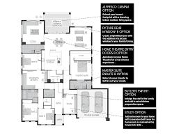 Cinema Floor Plan by Sovereign Homes Floor Plans U2013 Meze Blog