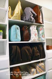 organizing closets home organization 101 master closet a bowl full of lemons