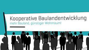 Bauland Kooperative Baulandentwicklung Mehr Bauland Bezahlbarer Wohnraum