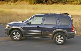 mazda suv models 2004 mazda tribute information and photos zombiedrive
