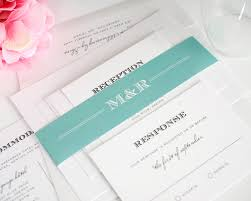 aquamarine wedding vintage wedding invitations in aquamarine wedding invitations