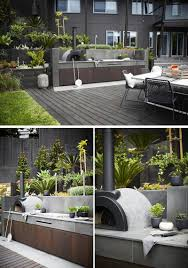 outdoor kitchen furniture 7 outdoor kitchen design ideas for awesome backyard entertaining