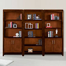 Wooden Bookcase With Doors Bookcases With Doors Officefurniture Com