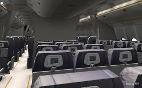Boeing 777 Interior Vmax 777 Boeing 777 Worldliner Professional Flightsim Pilot Shop