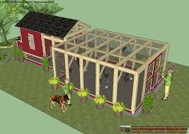 chicken coop garden design 5 combo chicken coop garden shed plans