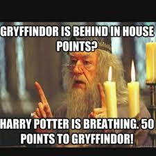 Harry Potter House Meme - 50 points harry potter amino
