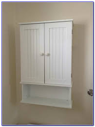 bathroom wall cabinet white wood cabinet home furniture ideas