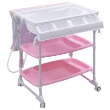 Bath Changing Table Costway Rakuten Costway Baby Infant Bath Changing Table