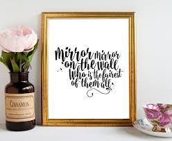 mirror mirror on the wall quote doherty house decorative mirror mirror on the wall quote