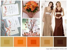 fall wedding color ideas wedding dress hairstyles bridal beauty