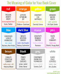 what do the colors mean what the color of your book cover reveals self publishing with