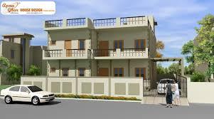 Modern Duplex Plans Duplex House Design Apnaghar House Design Page 6