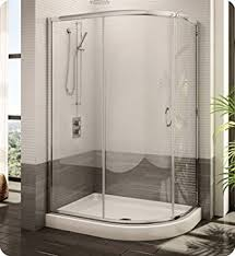 Curved Shower Doors Fleurco Signature Curved Shower Doors Home