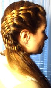 French Braid Hairstyles With Weave 18 Best Weaved Braids Images On Pinterest Hairstyles Braids And