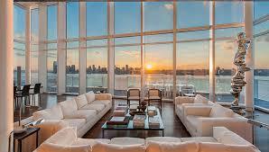 40 million richard meier manhattan penthouse hits the market
