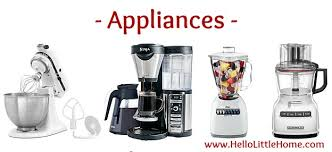 list of kitchen appliances kitchen appliances list kitchen appliances and ideas for your