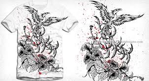 bird vector t shirt design vector t shirt designs ai