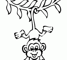 amazing monkey color 40 free coloring book