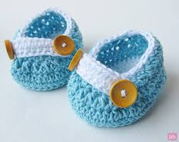 30 crochet baby booties ideas for your prince or princess