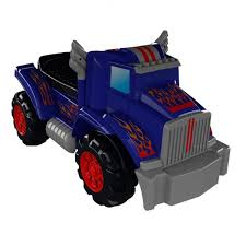 jeronimo monster ride on truck kids and toys