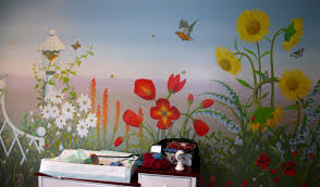 painted kids rooms the mural works big