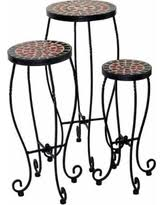 now gift sales on plant stands wrought iron