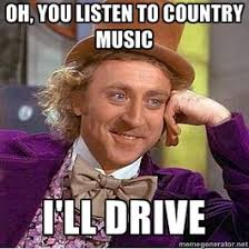 Music Memes - countr music meme 2 saving country music