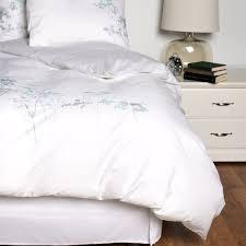 white embroidered duvet cover sweetgalas