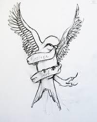 bird tattoo design drawing tattoo collection