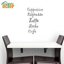Cafe Kitchen Decor by Online Get Cheap Cafe Latte Kitchen Decor Aliexpress Com