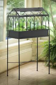 plant stand compact plant table indoor 118 wooden indoor plant