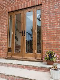 Oak Patio Doors Patio Door With Sidelights Decorating Ideas Photo On Patio Door