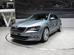 škoda superb wikipedia