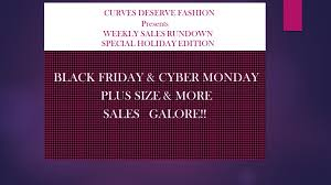 best black friday clothing deals online best black friday u0026 cyber monday plus size sales 2015 curves