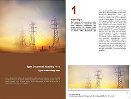 powerpoint diagrams word and brochure templates poweredtemplate
