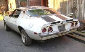 1970 camaro value 1970 camaro rs z28 project car original engine the barn