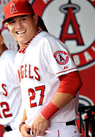 best 25 mike trout ideas on pinterest angels baseball game