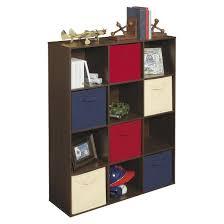 Closetmaid 6 Cube Closetmaid Cubeicals 12 Cube Organizer Shelf Espresso Target