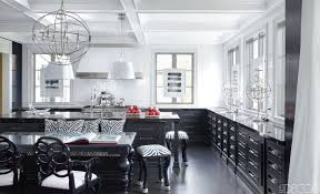 black and white kitchen backsplash 20 black and white kitchen design decor ideas