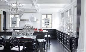 black and white kitchens ideas 20 black and white kitchen design decor ideas