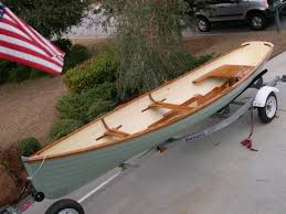 seeking plans for modified adirondack guide boat heritage 18