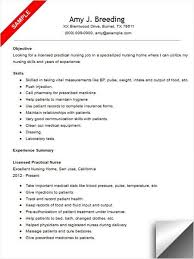Good Nursing Resume Example Of A Nursing Resume College Nurse Sample Resume 15 Best