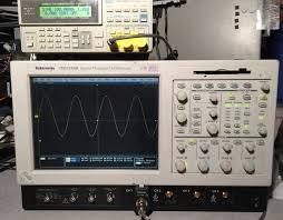 tektronix tds7154b oscilloscope 4ch 1 5ghz 20gs s 5m sm j2 usb cp2