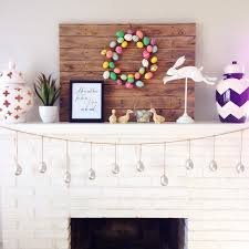 easter decorating ideas for the home adorable easter decorating ideas to bring spring home lifestyle